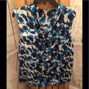J. Crew blouse size 10